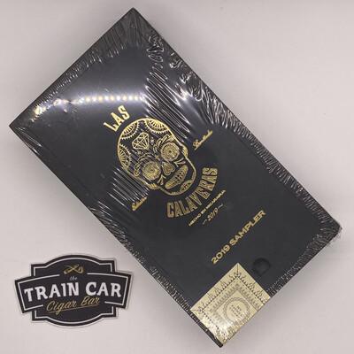 Las Calaveras Edicion Limitada 2019 Sampler, Box of 4 Cigars
