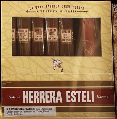 DE Herrera Esteli Habano Gift Set 5ct