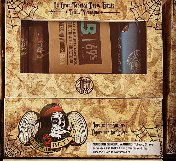 Deadwood Fat Bottom Betty Gift Set 5ct