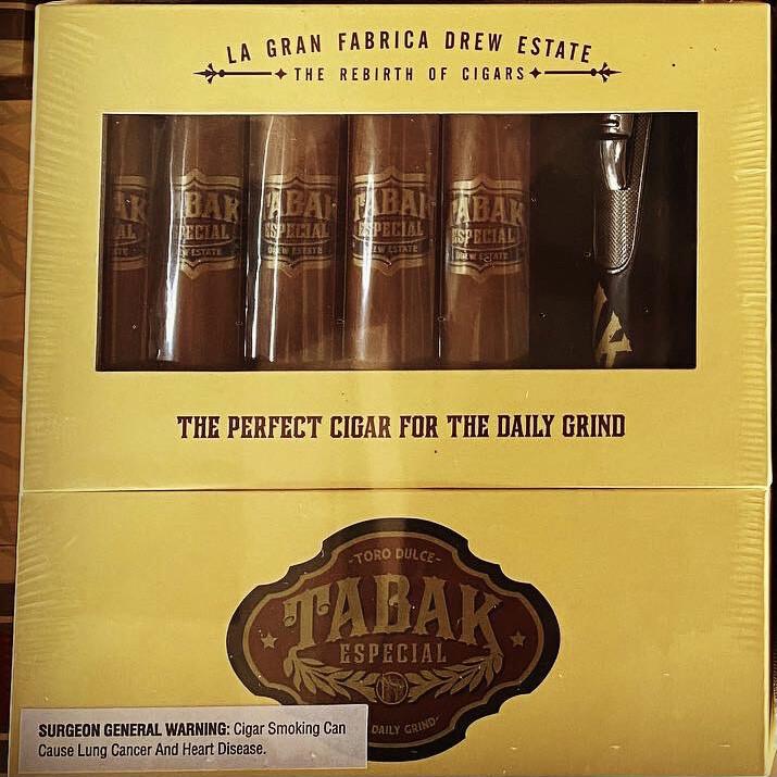 DE Tabak Especial Dulce Gift Set 5ct