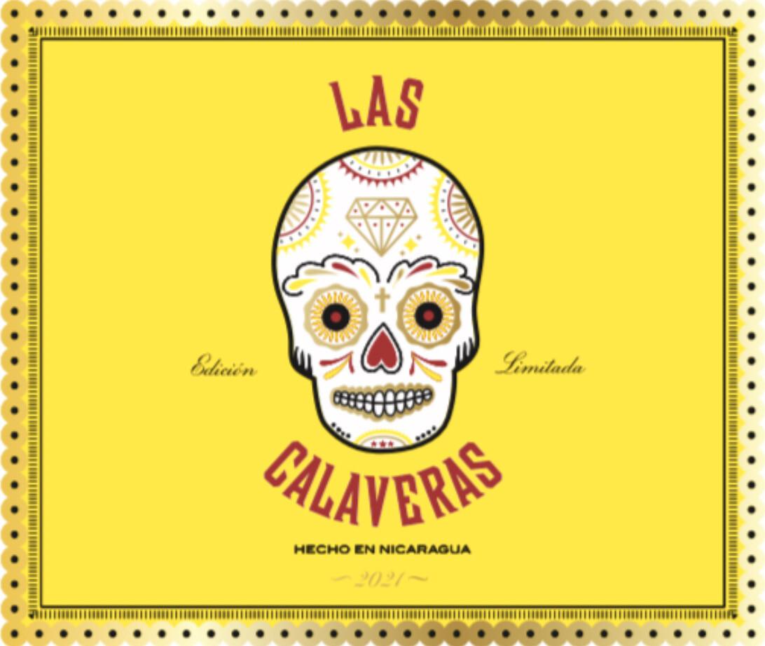 Las Calaveras Edicion Limitada 2021 LC54-21, 5-3/4x54, 24's