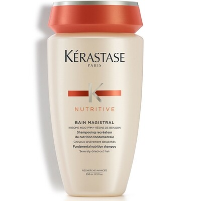 Bain Magistral Shampoo - Nutritive - 250ml