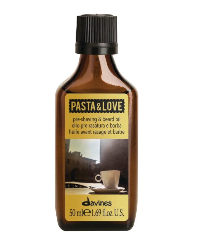 Pre-shaving and Bread oil