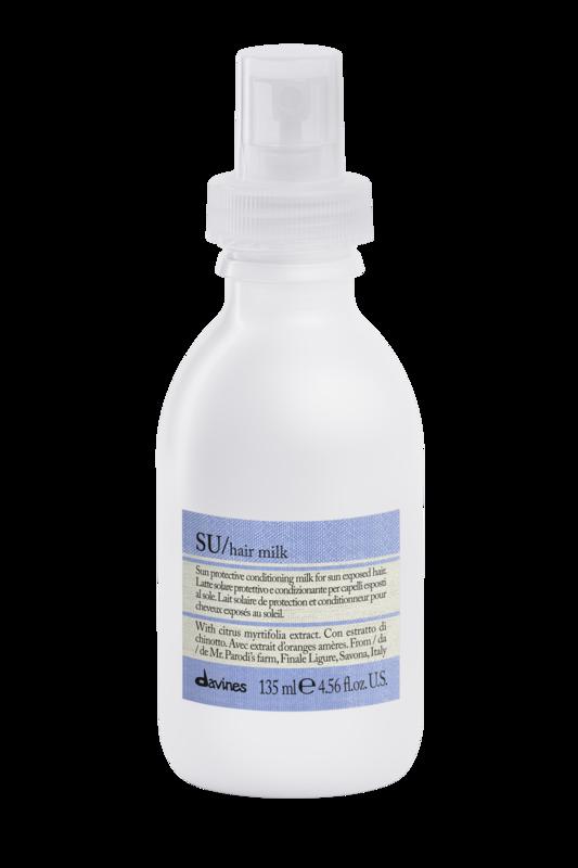 Su/ Hair milk