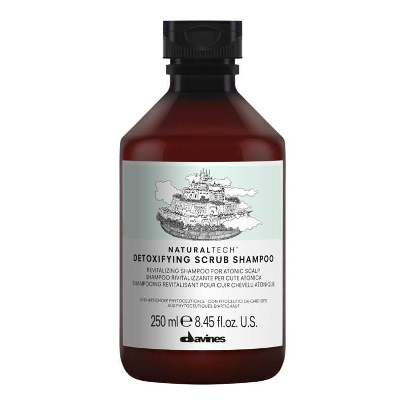 DETOXIFYING Shampoo Scrub