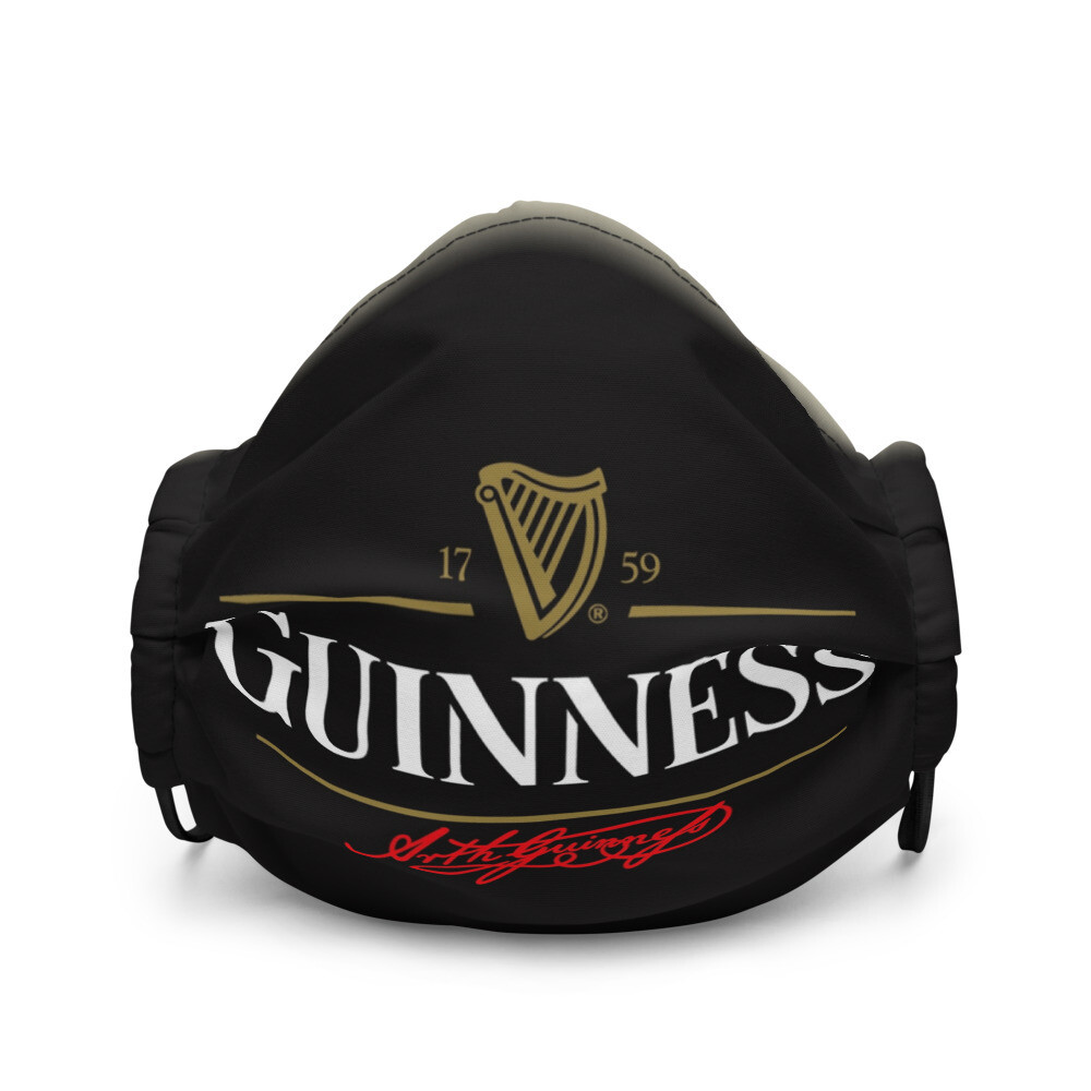 Guinness Beer Washable and Reusable Face mask