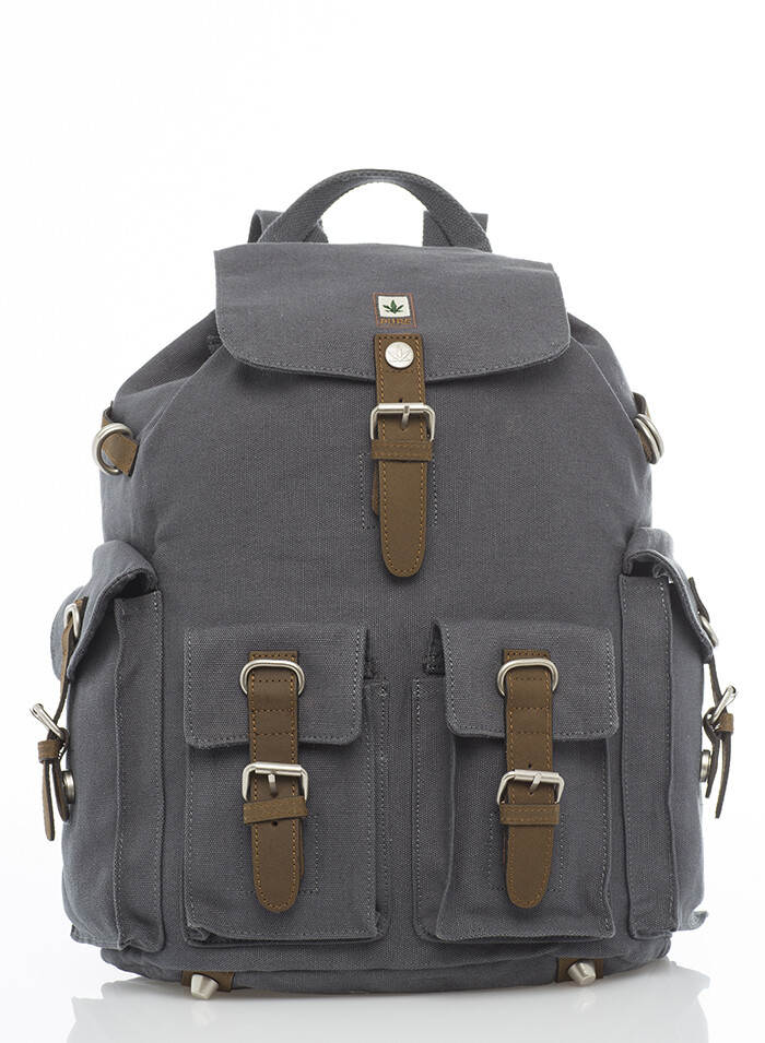 XL Rucksack with 4 outer Pockets