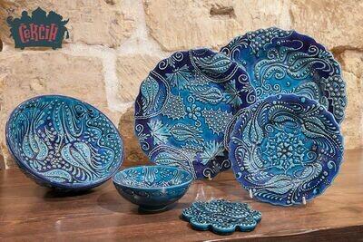 Turquoise Coasters