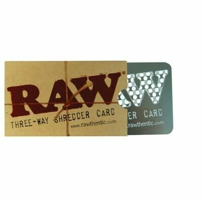 Raw Shredder