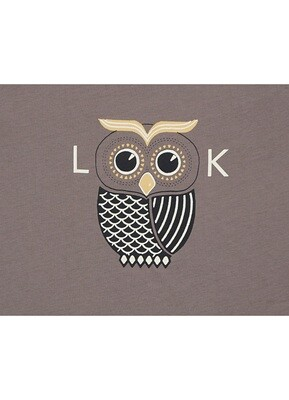 T-Shirt Look Owl