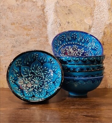 Turquoise Bowls