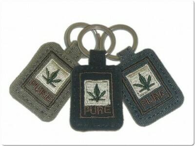 Pure Keyrings