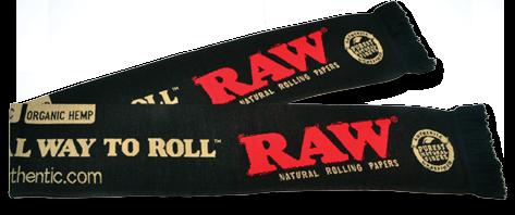 Raw Scarf