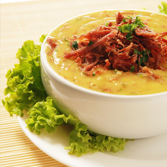 Biltong Soup
