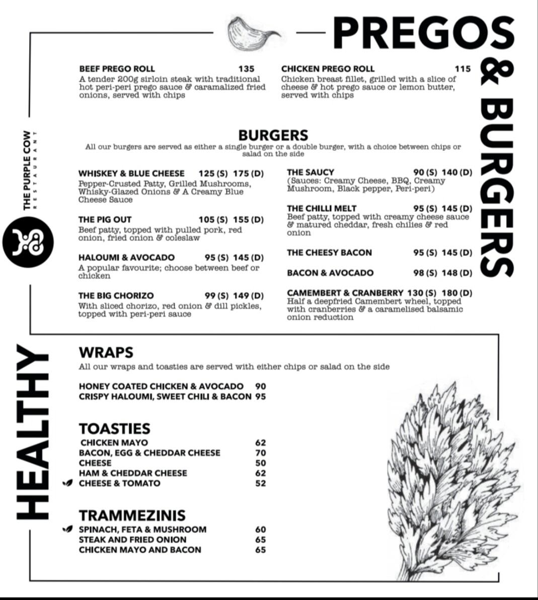 Burgers & Pregos