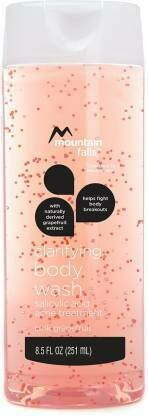 Mountainfalls Clarifying Body Wash, Pink Grape Fruit, 8.5 fl Oz