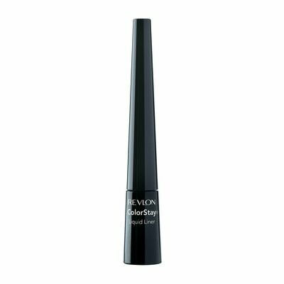 Revlon ColorStay Liquid Eyeliner, #251 Blackest Black, 1 Count