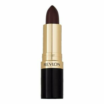Revlon Super Lustrous Lipstick with Vitamin E, 477 Black Cherry, 1 Count