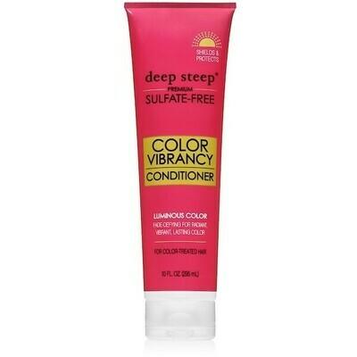Deep Steep Color Vibrancy Hair Conditioner, 10 fl Ounce