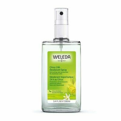 Weleda Citrus Deodorant, 3.4 fl Ounce