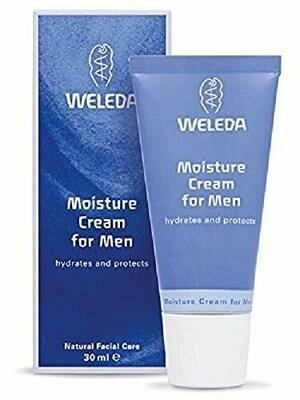 Weleda Moisture Cream for Men, 1 Ounce