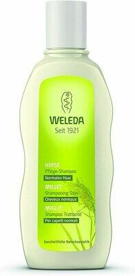Weleda Millet Nourishing Hair Shampoo, 6.4 Ounce