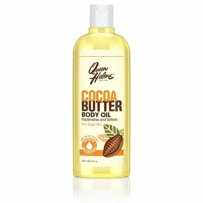 Queen Helene Cocoa Butter Body Oil, 10 Ounce
