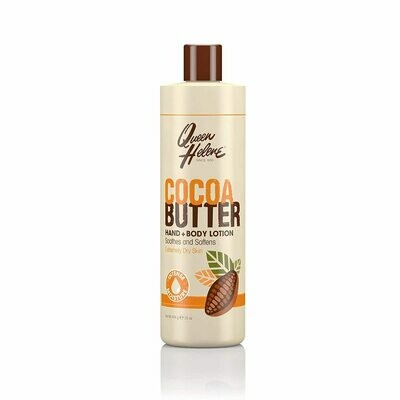 Queen Helene Cocoa Butter Hand and Body Lotion, 16 Ounce