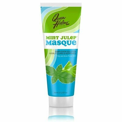 Queen Helene Mint Julep Facial Masque, 8 Ounce