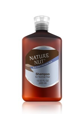 Nature Nut Shampoo for Normal Hair, 13.5 fl Ounce