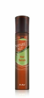 Nature Nut Hair Serum Moisturizer for Frizzy Hair, 1.69 Ounce