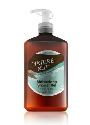 Nature Nut Moisturizing Shower Gel, 13.5 fl Ounce