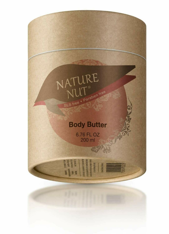 Nature Nut Nourishing Boby Butter, 6.76 fl Ounce
