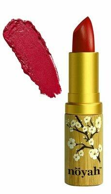 Noyah Lipstick, Empire Red, 0.16 Ounce