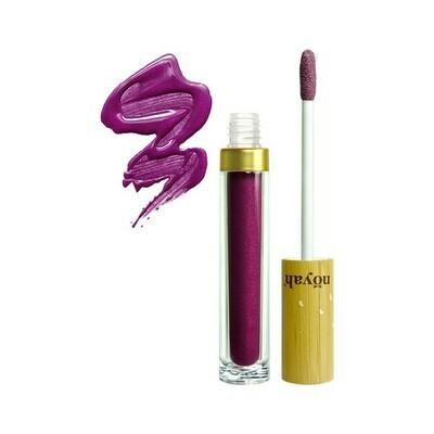 Noyah All Natural Cabernet Lip Gloss, 0.19 Ounce