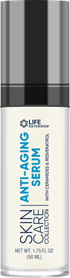 Life Extension Skin Care Collection Anti Aging Serum, 1.75 fl Ounce