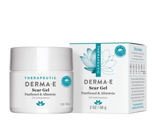 Derma E Scar Gel, Helps Scarred Skin Heal, 2 Ounce