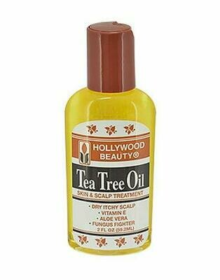 Hollywood Beauty Tea Tree Oil Skin and Scalp Treatment, 2 Ounce