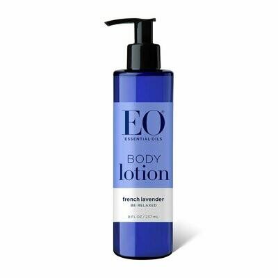 EO Botanical Ultra Moisturizing Body Lotion, French Lavender, 8 Ounce