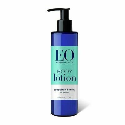EO Botanical Ultra Moisturizing Body Lotion, Grapefruit and Mint, 8 Ounce