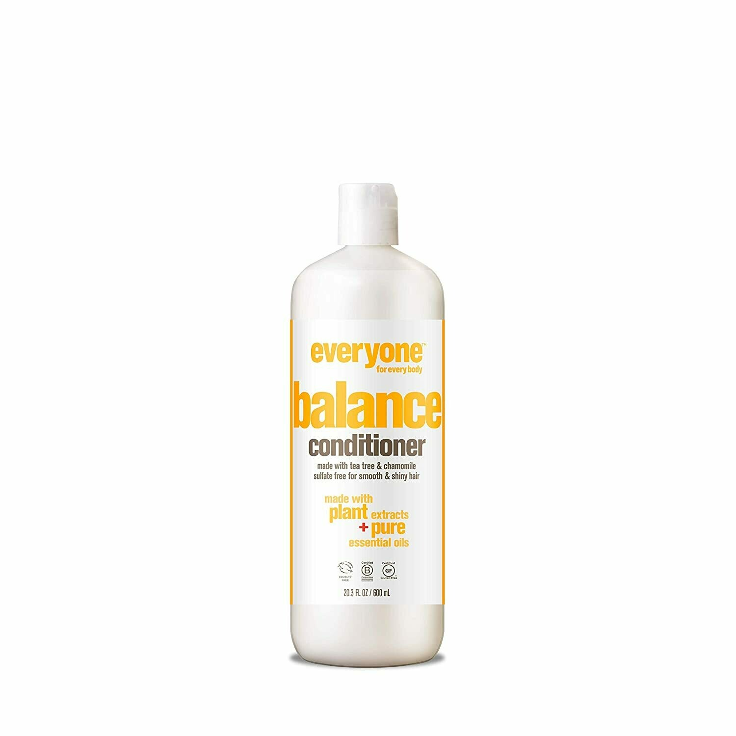 Everyone Balancing Hair Conditioner, Sulfate Free, Paraben Free, 20.3 Ounce