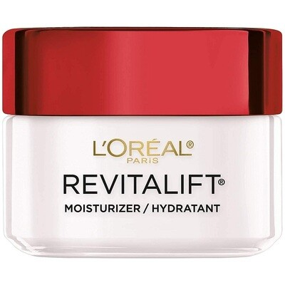 LOreal Paris Revitalift Anti Wrinkle and Neck Moisturizer, 1.7 Ounce