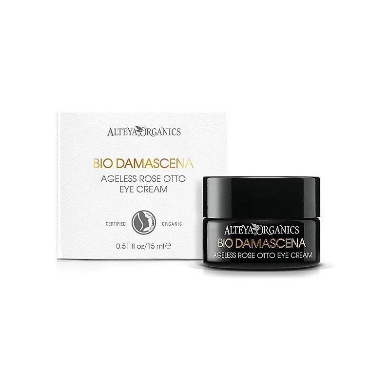 Alteya Organics Eye Contour Cream, 0.5 Ounce