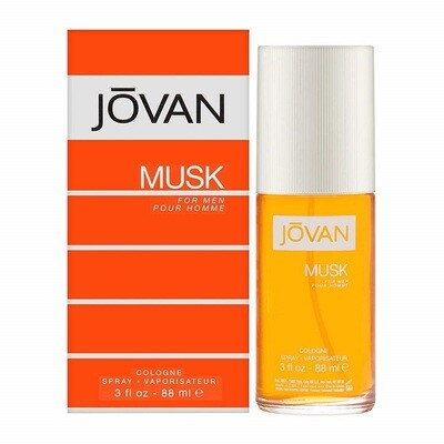 Jovan Musk by Coty Cologne Spray for Men 3 Ounce