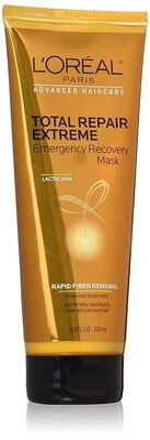 LOreal Total Repair Extreme Emergency Recovery Mask, 6.8 Ounce