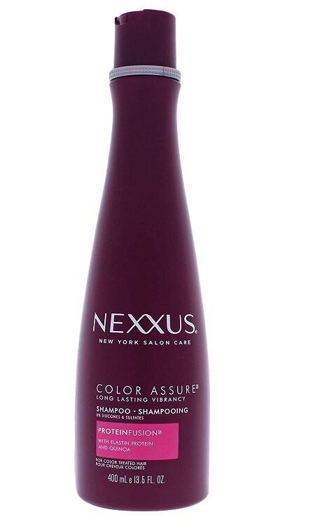 Nexxus Color Assure Shampoo for Color Treated Hair, 13.5 Ounce