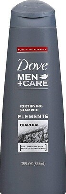 Dove Men Care Charcoal Hair Shampoo, 12 fl Ounce