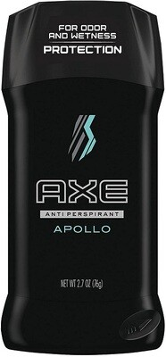 Axe Antiperspirant Deodorant Stick for Men, Apollo, 2.7 Ounce