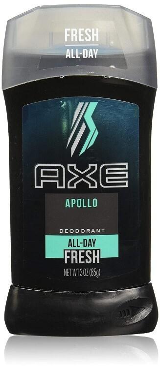 Axe Deodorant Stick, Apollo, 3 Ounce