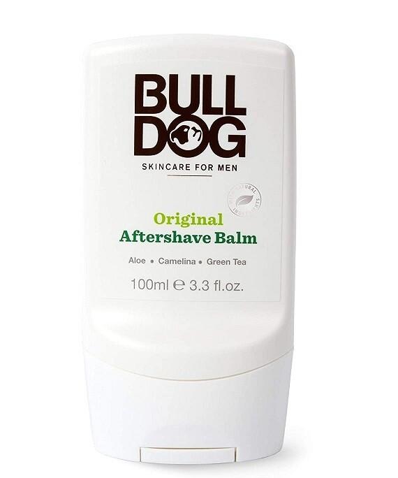 Bulldog Mens Original After Shave Balm, 3.3 Ounce